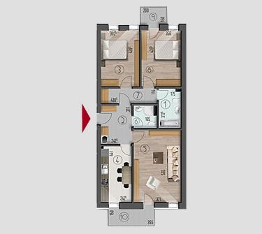 apartamente 3 camere Metalurgiei