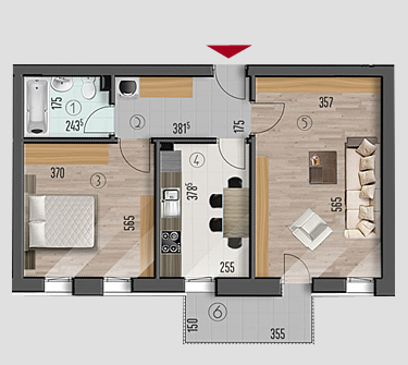 vanzari Apartamente Top House Residence