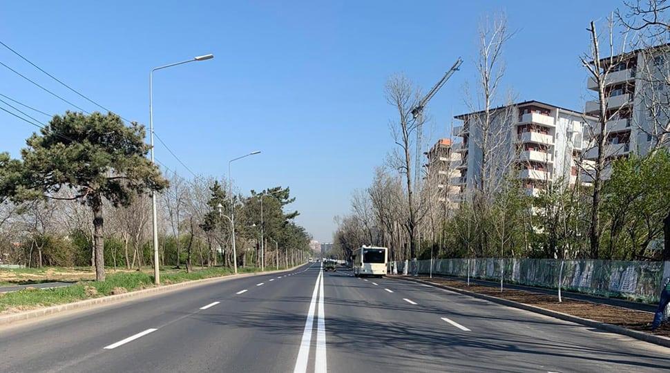 Localizare Top House Metalurgiei Park Residence Sector 4
